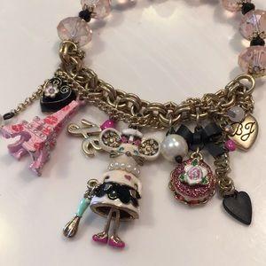 Betsey Johnson Bracelet (RARE)